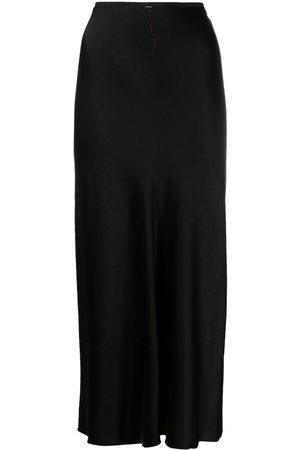 Maison Margiela High-waisted ankle-length skirt