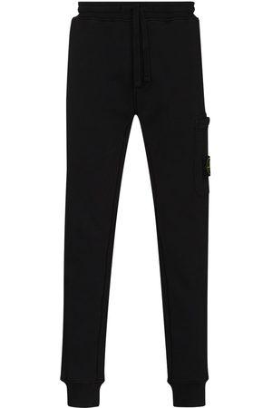 Stone Island Hombre Slim y skinny - Slim leg track trousers
