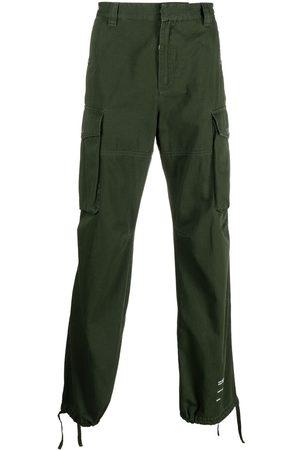 OFF-WHITE Pantalones cargo rectos