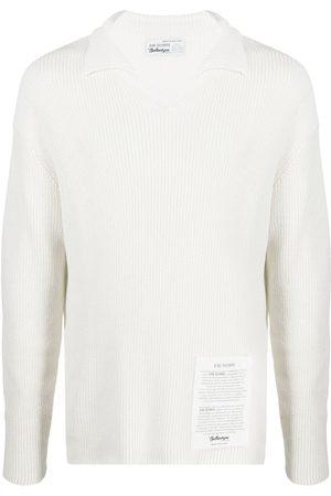 BALLANTYNE Suéter tejido de canalé