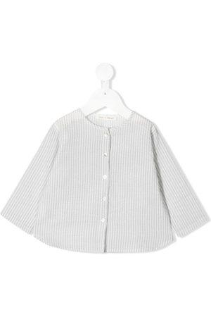 Zhoe & Tobiah Stripe-print shirt