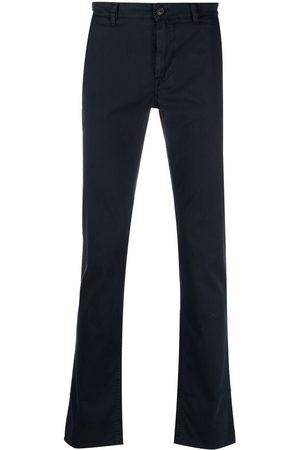 HUGO BOSS Pantalones chino con tiro medio