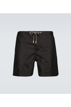 Orlebar Brown Hombre Trajes de baño - Bulldog drawstring swim shorts