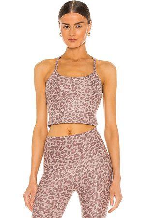 Beyond Yoga Camiseta tirantes spacedye printed slim en color beige talla L en - Beige. Talla L (también en S, X
