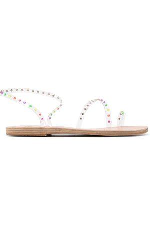 Ancient Greek Sandals Eleftheria studded sandals