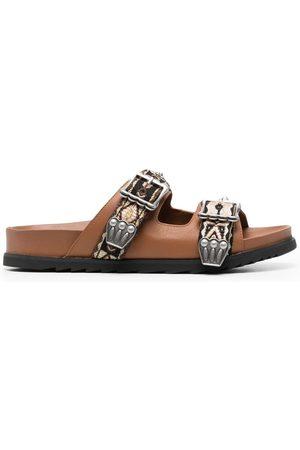 Ash Ulysse double-strap sandals