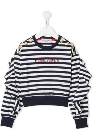 Alberta Ferretti Logo-print sweatshirt