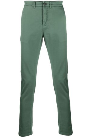 DEPARTMENT 5 Pantalones slim con tiro medio