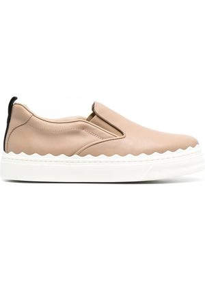Chloé Zapatillas Lauren slip-on