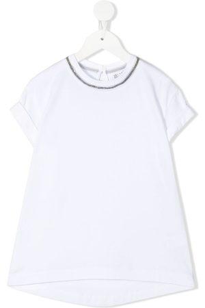 Brunello Cucinelli Camiseta de manga corta