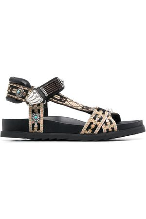 Ash Ugo leather sandals