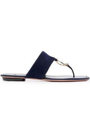 Aquazzura Cut-out detail open-toe sandals
