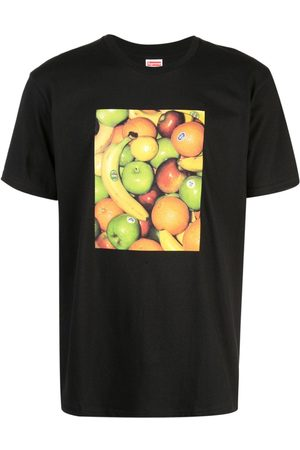 Supreme Hombre Playeras - Playera con motivo de frutas