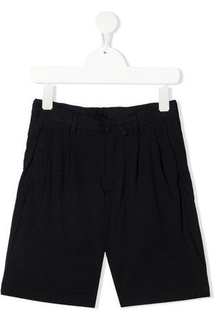 Emporio Armani Pantalones cortos con pinzas