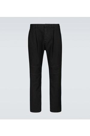 Balmain Hombre Chinos - Cotton chino pants