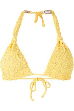 CLUBE BOSSA Top de bikini Rings