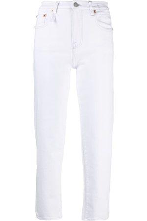 R13 Skinny jeans capri