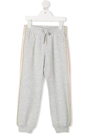 Chloé Side-stripe track pants