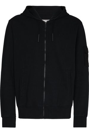 A-cold-wall* Essential logo-embroidered hoodie