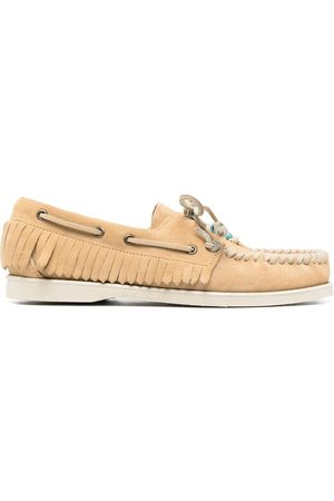 Alanui DOCKSIDE LOAFER TRENCH BEIGE TRENCH BEIGE