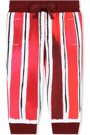Dolce & Gabbana Pants con motivo de rayas