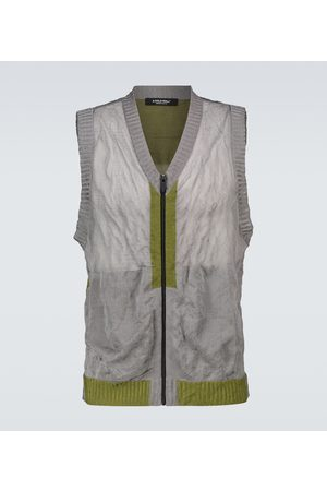 A-cold-wall* Hombre Chalecos - Core knitted gilet