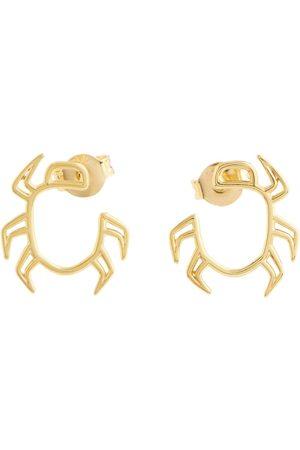 Aliita Escarabjo 9kt gold earrings