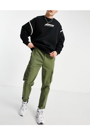 New Look Cargo trouser in khaki