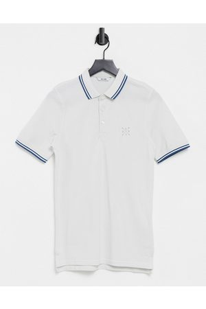 Only & Sons Short sleeve fitted polo t
