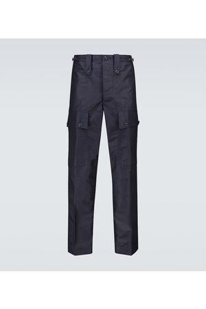 JUNYA WATANABE Hombre De vestir - Cotton-blend cargo pants