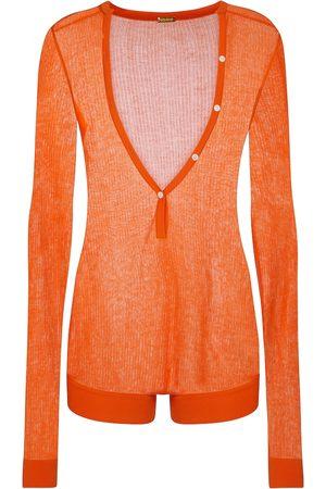 DODO BAR OR Mujer Cortos - Ribbed-knit playsuit