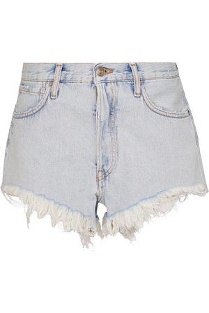 Alanui Mujer De mezclilla - San Pedro denim shorts