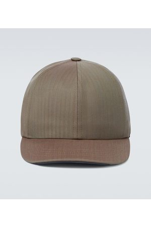 Sease Wool and nylon baseball cap