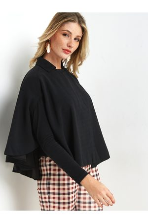 YOINS Cape Poncho in