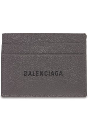 Balenciaga Hombre Carteras y Monederos - Tarjetero De Piel Con Logo