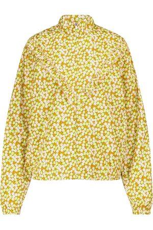 Tory Sport Floral track jacket