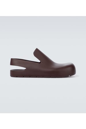 Bottega Veneta Hombre Sandalias - Puddle rubber sandals
