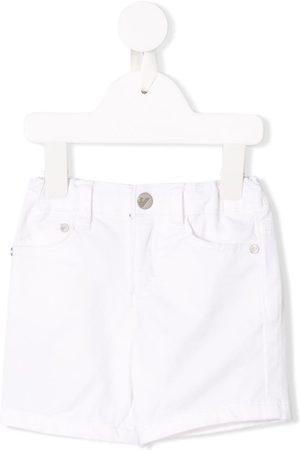 Emporio Armani De mezclilla - Shorts de mezclilla stretch