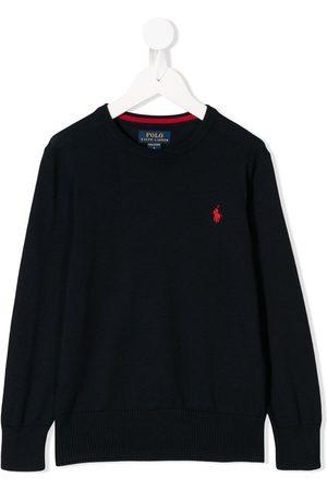 Ralph Lauren Niño Suéteres - Suéter con logo pequeño