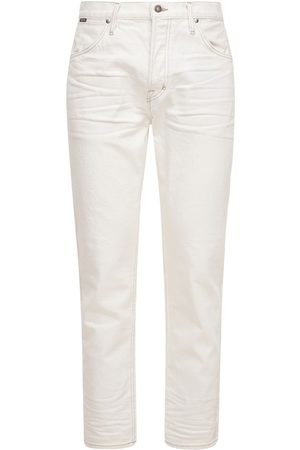 Tom Ford Pantalón Tapered Fit De Denim