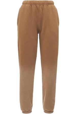 Les Tien Pantalones Deportivos De Algodón Degradados