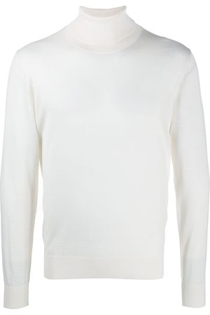 Dolce & Gabbana Suéter de cachemira con cuello de tortuga