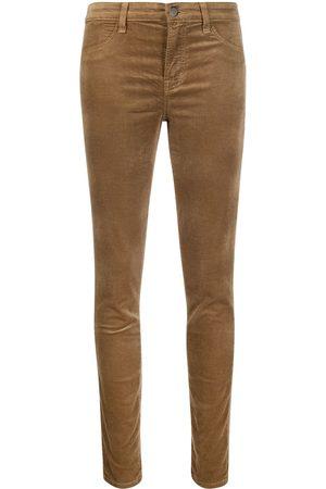 J Brand Mujer Capri o pesqueros - Pantalones slim capri