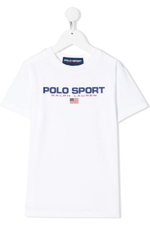 Ralph Lauren Kids Playera Polo Sport