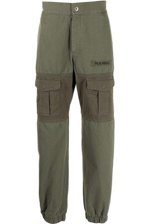 Palm Angels Pantalones cargo con múltiples bolsillos