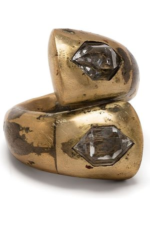 PARTS OF FOUR Anillos - Anillo Big Twisted Druid