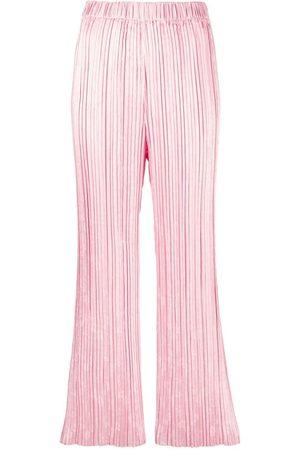 Forte Forte Pantalones anchos con pinzas