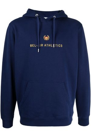 BEL-AIR ATHLETICS Hoodie con logo bordado