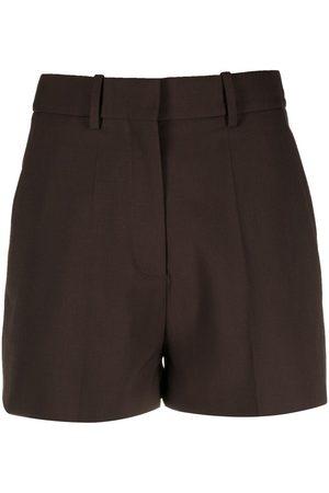Valentino Shorts de vestir de talle alto