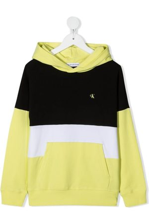Calvin Klein Hoodie con logo estampado